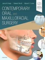 Contemporary Oral and Maxillofacial Surgery 7th Revised edition
