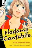 Nodame Cantabile illustrated edition