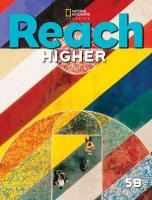 Reach Higher Student's Book 5B New edition
