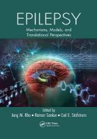 Epilepsy: Mechanisms, Models, and Translational Perspectives