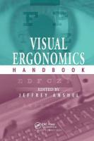 Visual Ergonomics Handbook