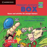 Primary Activity Box Audio CD: Games and Activities for Younger Learners