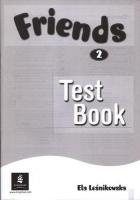 Friends 2 (Global) Test Book: Test Book
