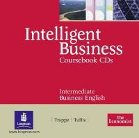 Intelligent Business Intermediate Course Book CD 1-2