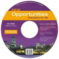 Opportunities Global Upper-Intermediate CD-ROM New Edition New edition, Global Upper-intermediate