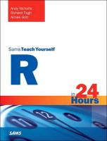 R in 24 Hours, Sams Teach Yourself