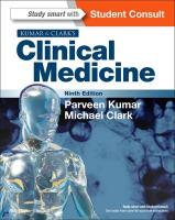 Kumar and Clark's Clinical Medicine 9th Revised edition