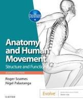 Anatomy and Human Movement: Structure and function 7th Revised edition