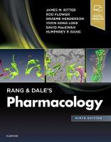 Rang & Dale's Pharmacology 9th Revised edition