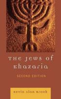 Jews of Khazaria 2nd Revised edition
