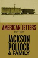 American Letters: 1927-1947