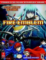 Fire Emblem: Official Strategy Guide illustrated edition