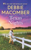 Texas Nights: An Anthology Original ed.