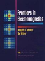 Frontiers in Electromagnetics