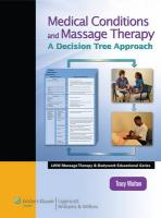 Medical Conditions and Massage Therapy: A Decision Tree Approach