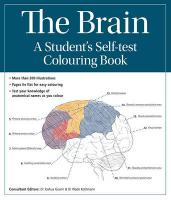 Brain: A student's self-test colouring book