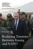 Reducing Tensions Between Russia and NATO