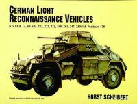 German Light Reconnaissance Vehicles