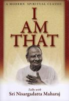 I Am That: Talks With Sri Nisargadatta Maharaj 2