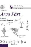 Cambridge Companion to Arvo Part