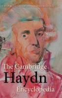 Cambridge Haydn Encyclopedia