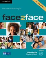 Face2face Intermediate Student's Book with DVD-ROM 2nd Revised edition