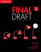 Final Draft Level 1 Student's Book with Online Writing Pack, Level 1