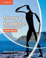 Theory of Knowledge for the IB Diploma 2nd Revised edition