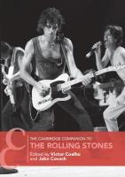 Cambridge Companion to the Rolling Stones, The Cambridge Companion to the Rolling Stones