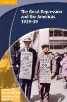 IB Diploma, History for the IB Diploma: The Great Depression and the Americas 1929-39