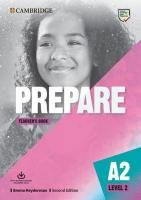 Cambridge English Prepare! 2nd Revised edition, Prepare Level 2 Teacher's Book with Downloadable Resource Pack