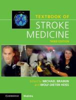 Textbook of Stroke Medicine 3rd Revised edition