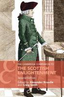Cambridge Companion to the Scottish Enlightenment 2nd Revised edition