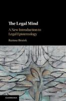 Legal Mind: A New Introduction to Legal Epistemology