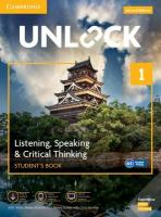 Unlock Level 1 Listening, Speaking & Critical Thinking Student's Book, Mob   App and Online Workbook w/ Downloadable Audio and Video 2nd Revised edition, Unlock Level 1 Listening, Speaking & Critical Thinking Student's Book, Mob   App and Online Workbook w/ Downloadable Audio and Video