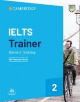 IELTS Trainer 2 General Training: Six Practice Tests