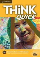 Think 3A Student's Book and Workbook Quick A