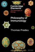 Philosophy of Immunology