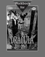 Dracula Workbook International Edition
