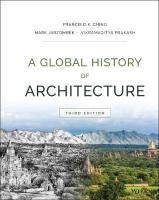 Global History of Architecture 3rd Edition