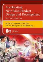 Accelerating New Food Product Design and Development 2nd Edition
