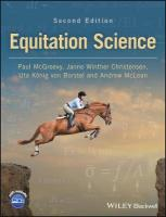 Equitation Science 2nd Edition