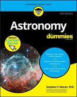 Astronomy For Dummies 4th Edition