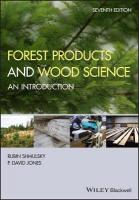 Forest Products and Wood Science: An Introduction 7th Edition
