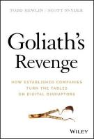 Goliath's Revenge: How Established Companies Turn the Tables on Digital Disruptors