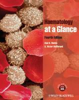Haematology at a Glance 4th Revised edition