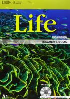 Life Beginner: Teacher's Book with Audio CD: Teacher's Book with Class Audio CDs, A1, Teachers Book - Beginner