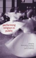 Performing Religion in Public