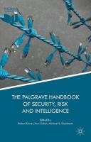 Palgrave Handbook of Security, Risk and Intelligence 1st ed. 2017