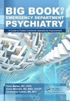 Big Book of Emergency Department Psychiatry